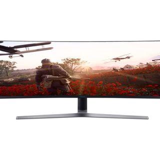 Samsung 49-Inch QLED Gaming Monitor