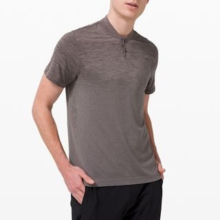Lululemon Metal Vent Breathe Polo