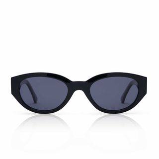 444 Sunglasses in Black