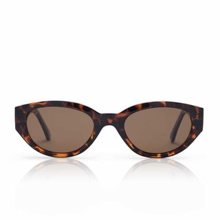 444 Sunglasses in Tortoise