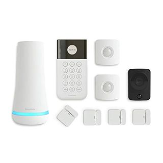 9 Piece Wireless Home Security System