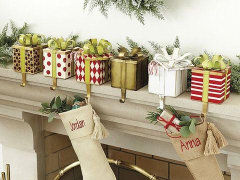 35 Stylish Stocking Holders Best Christmas Stocking Holders 2020