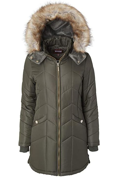 Warm Winter Jackets, Waterproof Winter Coat Ladies Uk