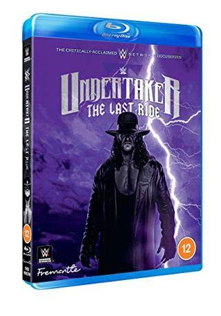 WWE: The Undertaker - آخر رحلة [Blu-ray]