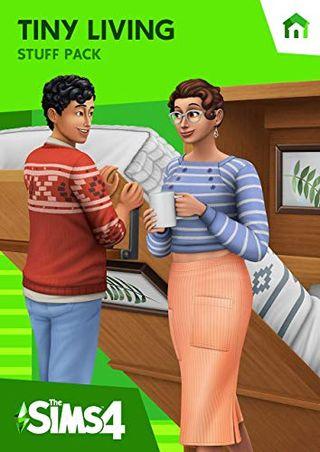 The Sims 4 Tiny Living Stuff (Origin code)