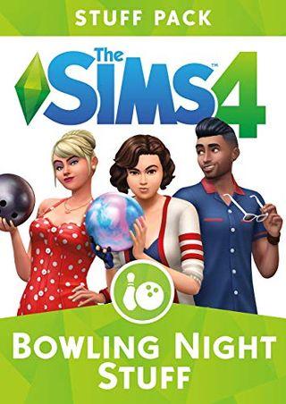 The Sims 4: Bowling Night Stuff (Origin code)