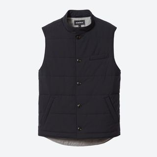 Bonobos Quilted Stretch Wool Vest