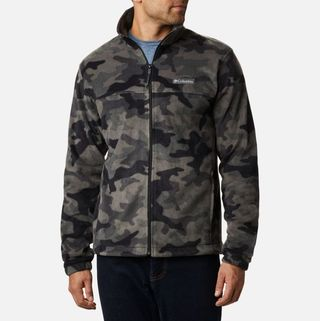 Steens Mountain Printed Fleece Jacket