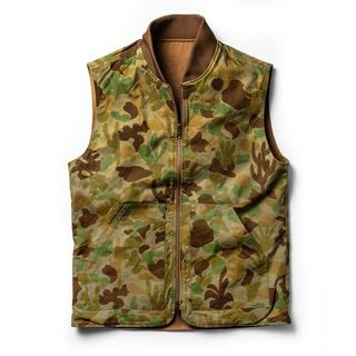 The TS x Gear Patrol Reversible Able Vest