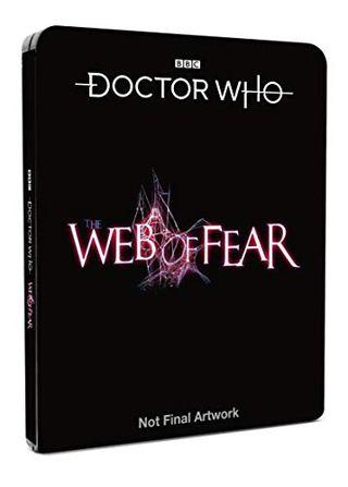 دكتور هو - شبكة الخوف [Blu-ray] [2021]    (نسخة محدودة)