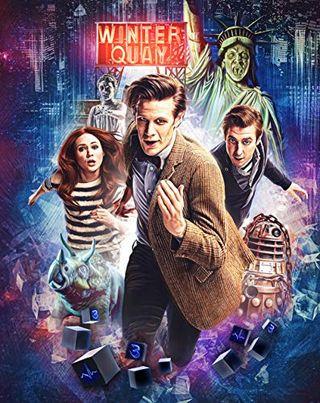 دكتور هو - سلسلة كاملة 7 كتاب الصلب [Blu-ray] [2020]