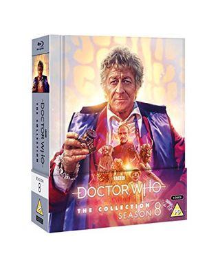 دكتور هو - كوكتيل - الموسم الثامن [Blu-ray] [2021]
