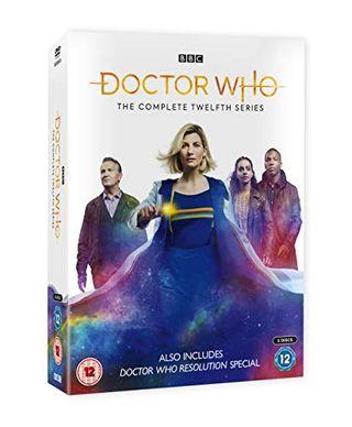 دكتور هو - سلسلة كاملة 12 [DVD] [2020]