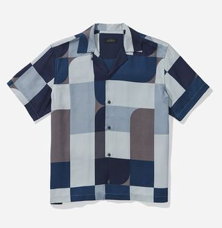Canty Geoblock S/S Shirt