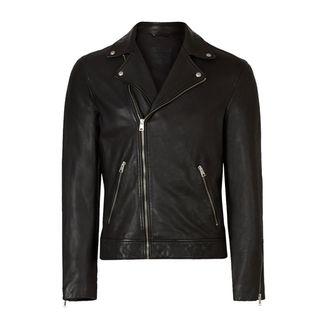 Tyson Leather Biker Jacket
