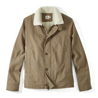 Sherpa Deck Jacket