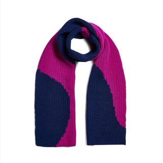 Far Out Merino Wool Scarf