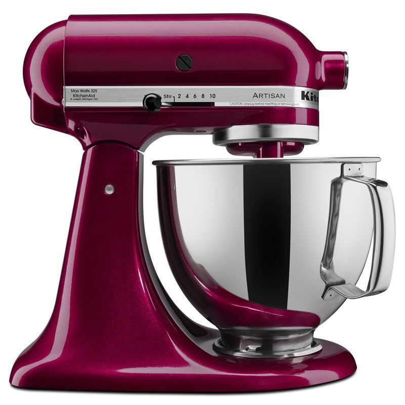 Kitchenaid Stand Mixers Are Seriously Discounted For Cyber Monday