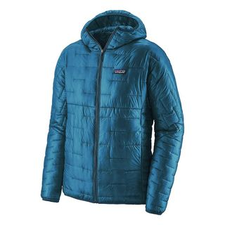 Patagonia Micro Puff Hooded Insulated Jacket
