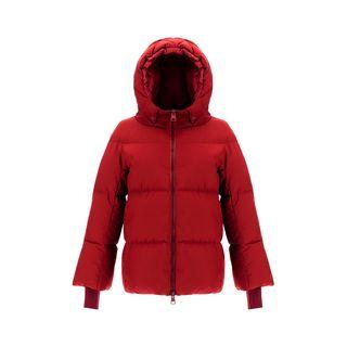 Black Down Gore-Tex® Windstopper Jacket