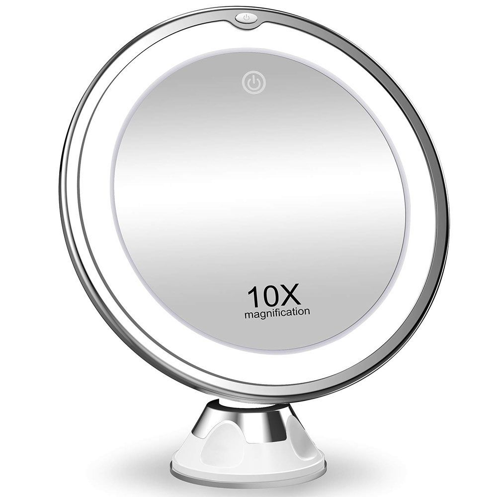 10 Best Lighted Makeup Mirrors 2021 Makeup Vanity Mirrors With Lights