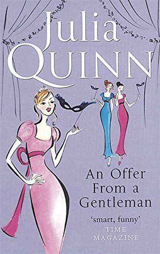 An offer from a gentleman from Julia Quinn