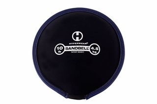 Hyperwear Sandbell, 2 to 50 pounds