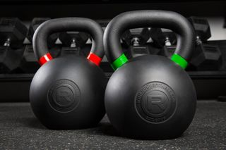 Rogue Rubber Coated Kettlebells