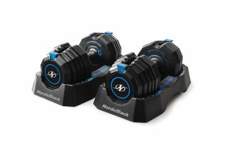 NordicTrack Adjustable Dumbbell Set