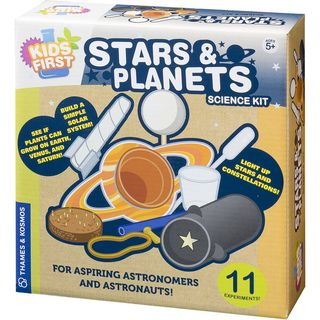 Kids First Stars and Planet Science Crafting Kit