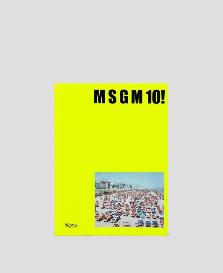 MSGM festeggia 10 anni con un libro da collezione (da regalarsi a Natale)