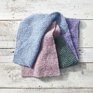 Garter Knit Scarf