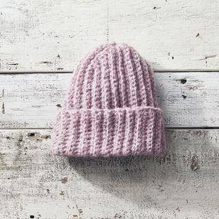 Chunky Crochet Beanie