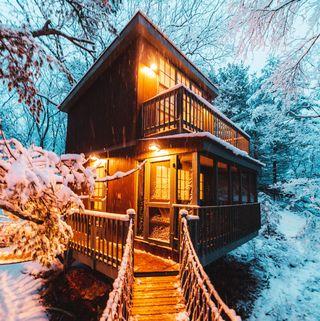 Seguin Tree Dwellings