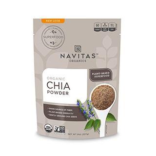 Organics Chia Seed Powder