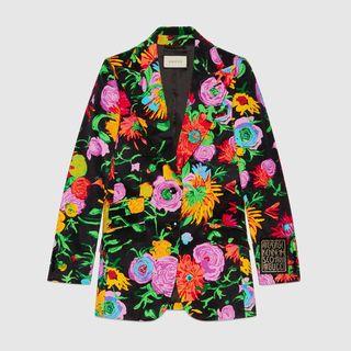 Ken Scott Print Jacket