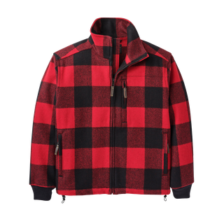 Filson Check Flannel Jacket