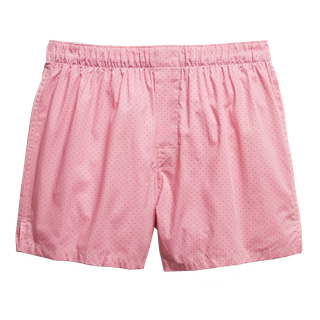 Basic Dots Boxers in Party Pink
