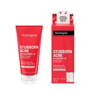 Stubborn Acne Morning Treatment
