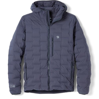 Chaqueta con capucha Mountain Hardwear Super / DS StretchDown