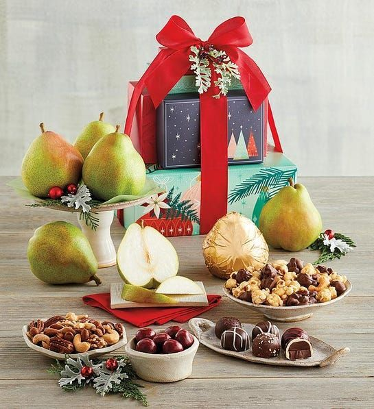 No One Wants A Fruit Basket Get These Other Edible Gift Baskets Instead