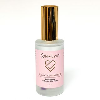 Aura Cleansing Mist with Pure Organic Bulgarian Rose Water