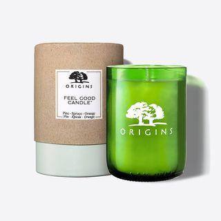 Pine, Spruce & Orange Candle