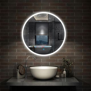 Naewe Fog Free Bathroom Mirror
