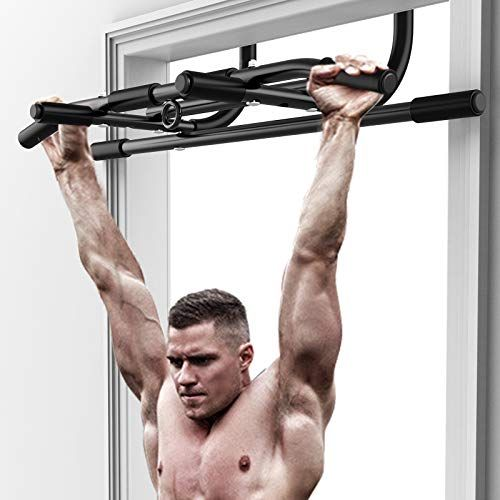 Door Home Exercise Workout Training Gym Bar Chin Up Adjustable Pull Up UMI