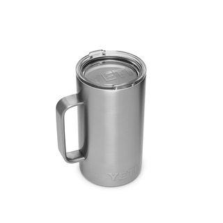 Yeti Rambler 24 oz Mug with Standard Lid