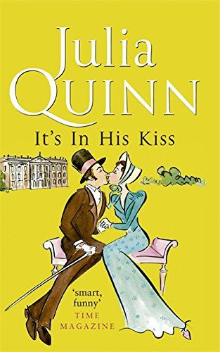 Julia Quinn in his kiss