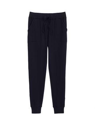 Cotton Modal Interlock Jogger Pants