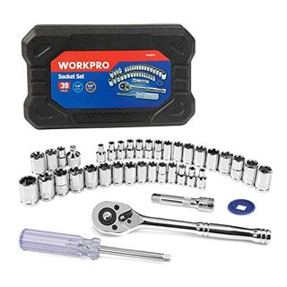 WorkPro Socket Set