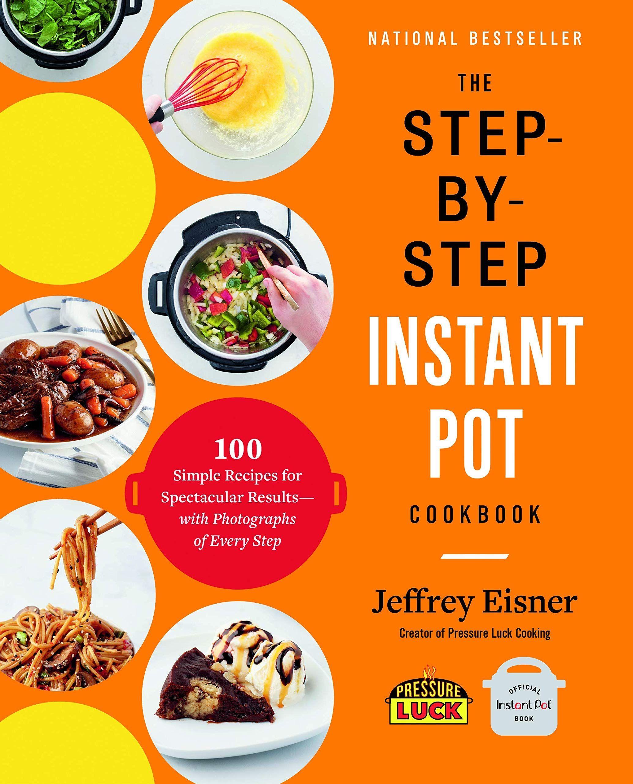 20 Best Instant Pot Cookbooks 2021 Top Pressure Cooker Cookbooks